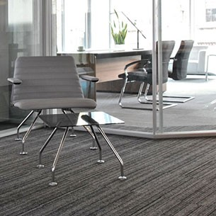 code - structure bonded carpet tiles
