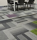 loop pile - contract & commercial carpet tiles